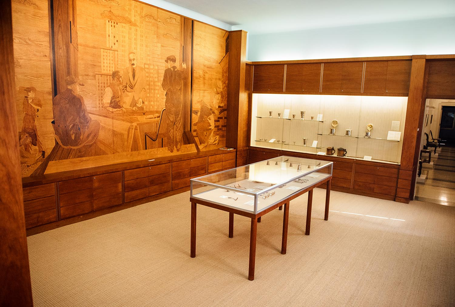 American Swedish Historical Museum - Chicago Room