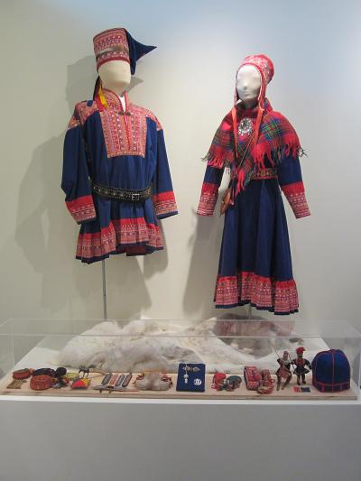 Sami Dress American Swedish Historical Museum