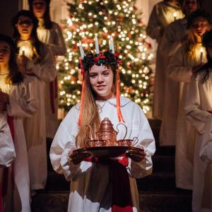 Lucia American Swedish Historical Museum
