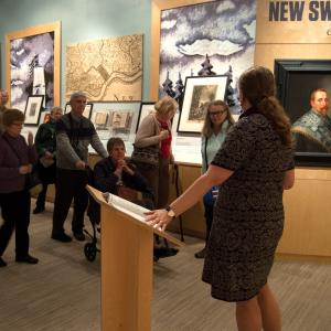 American Swedish Historical Museum Tour