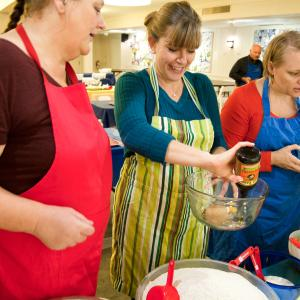 American Swedish Historical Museum Cooking Workshop