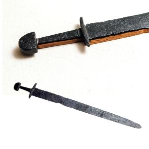 American Swedish Historical Museum - Viking sword