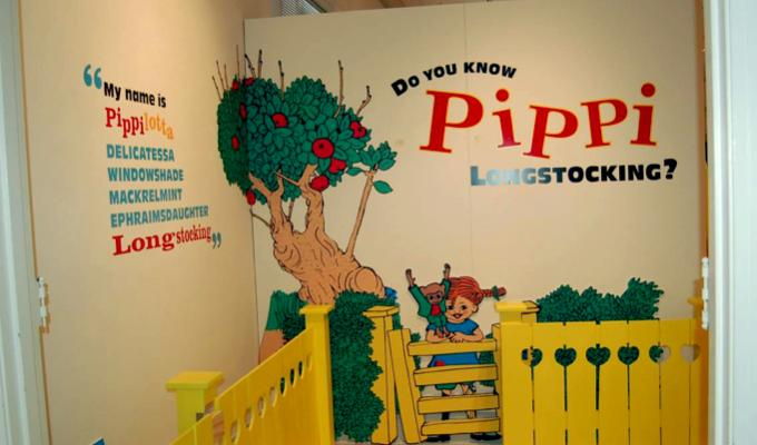 American Swedish Historical Museum - Pippi Lonstocking exhibition